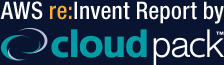AWS re:Invent Peport by cloud pack